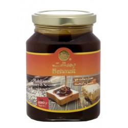 عصاره مالت جو کنجد و عسل 400 گرمی به مالت